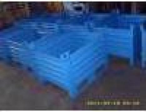Containere metalice 1mc pentru deseuri