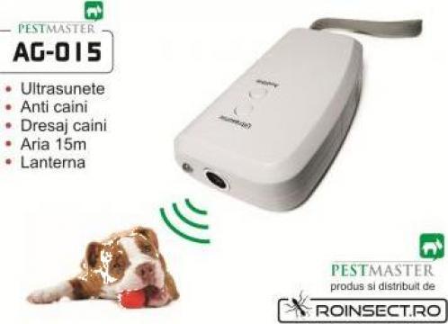 Dispozitiv portabil anti caini de la Agan Trust Srl