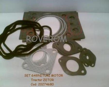 Set garnituri chiuloasa motor tractor Zetor