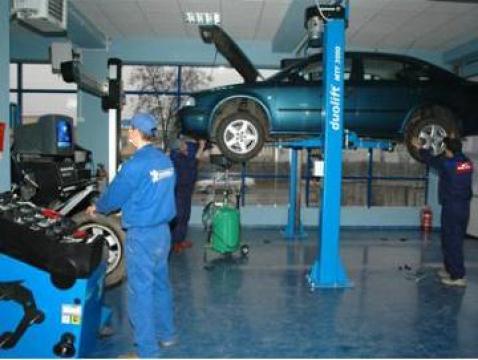 Service mecanica--Profesional