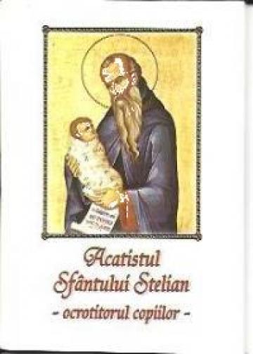 Carte, Acatistul Sfantului Stelian