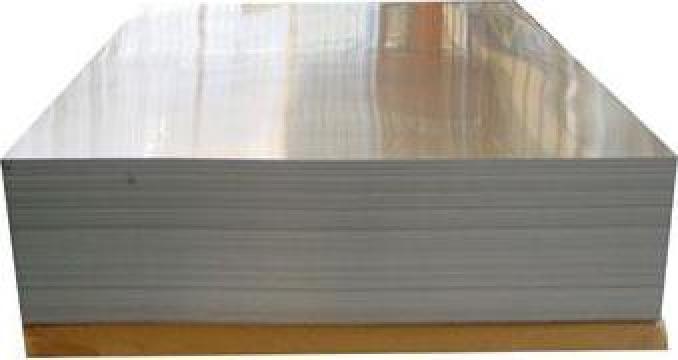Tabla aluminiu 1 x1250x2500 mm, Al 99.5%, ENAW 1050 H24 de la MRG Stainless Group Srl