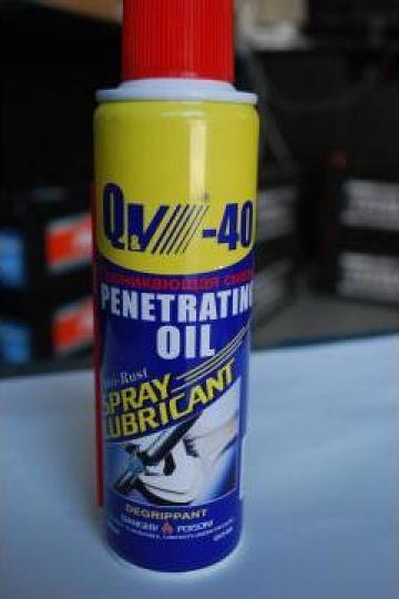 Spray lubrifiant si penetrant de la Mvv Logan Auto Srl