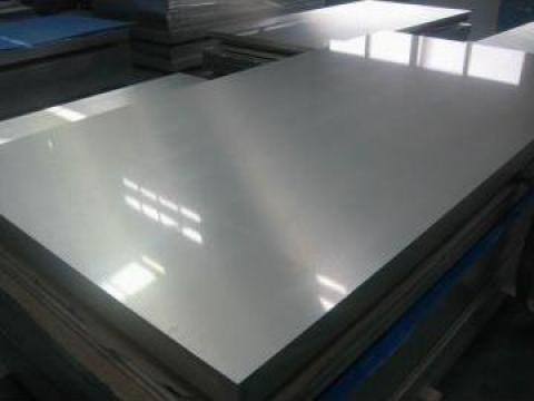 Tabla aluminiu 2x1000x2000 mm, Al 99.5%, 1050 H24 de la MRG Stainless Group Srl