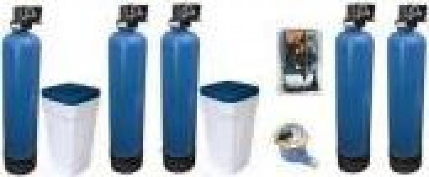 Instalatie pt. filtrarea oricarui contaminant din apa