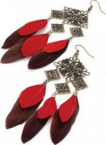 Cercei Feather Chain de la Red Division S.r.l.
