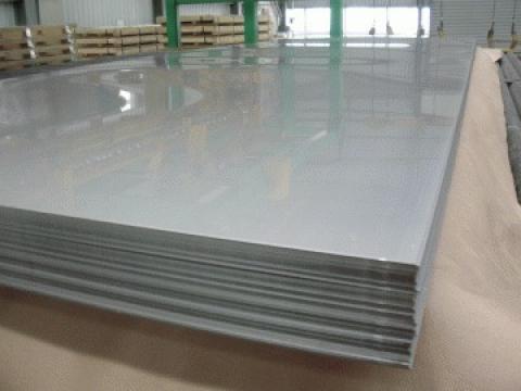 Tabla aluminiu - duraluminiu 1 mm, 1050, 5754, 5083, Al 99.5