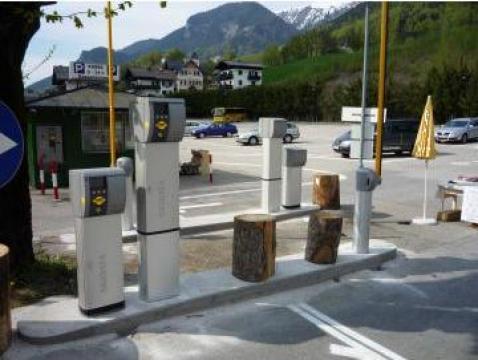 Servicii optimizare parcari, parcuri logistice si comerciale de la Parking Experts Srl