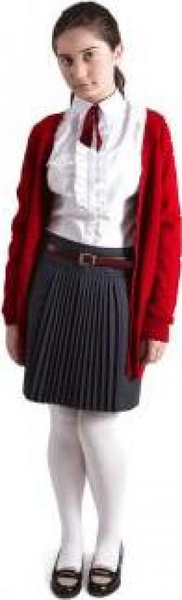 Uniforma scolara cu pulover de la Depot 96 Design Srl.