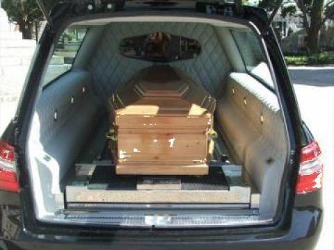 Transport funerar national si international de la Buescu Srl