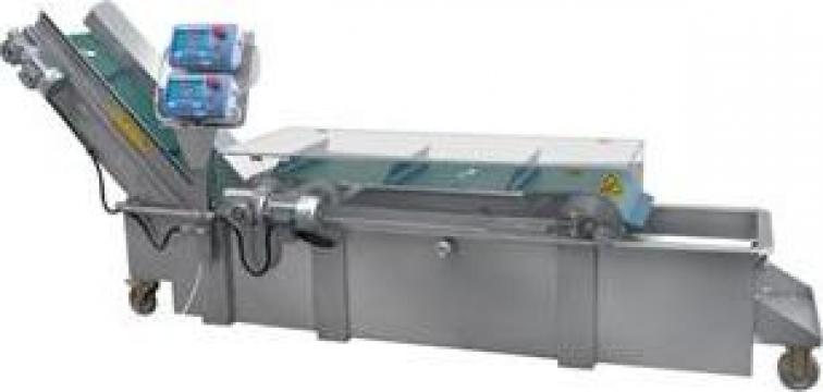 Sistem de racire cu apa benzi transportoare de la Artem Group Trade & Consult Srl