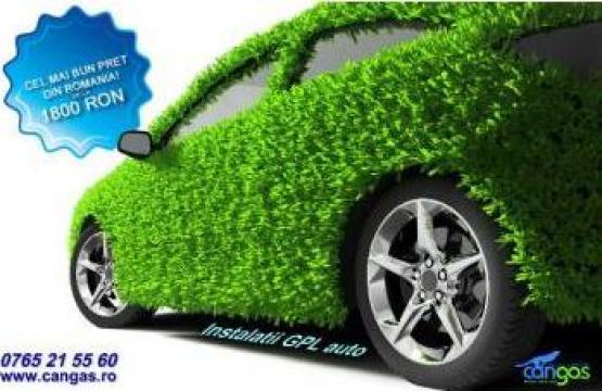 Instalatie auto GPL Cangas de la Cangas Euro Mns Srl