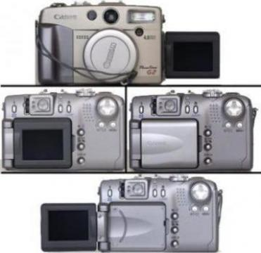 Camera foto digitala Canon Power Shot G2 de la