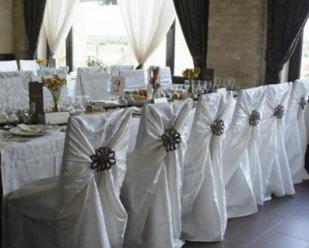 Husa brocard pentru nunta de la Purple Effect Events