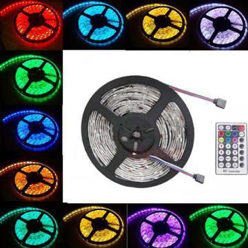 Banda LED multicolora de la
