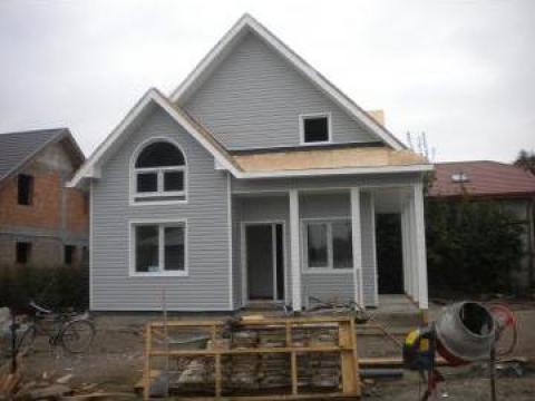 Lambriu exterior Siding PVC