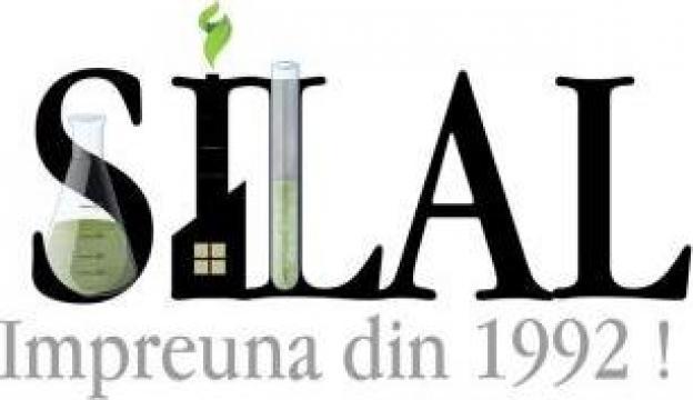 Sulfat de sodiu (anhidru) p.a. de la Silal Trading Srl