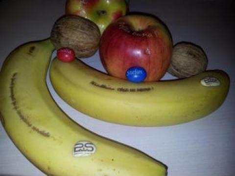 Personalizare alimente, fructe