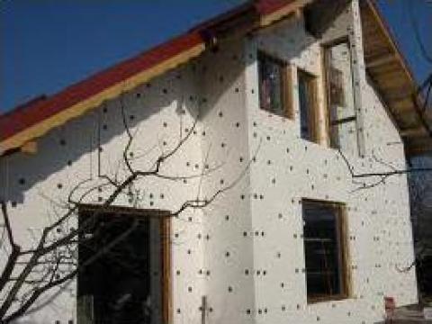 Termoizolatii cu polistiren si vata minerala de la Constructii Case Si Instalatii