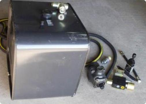 Kit de basculare cu montaj inclus 1000/1200E de la Alex Hidraulic Srl.