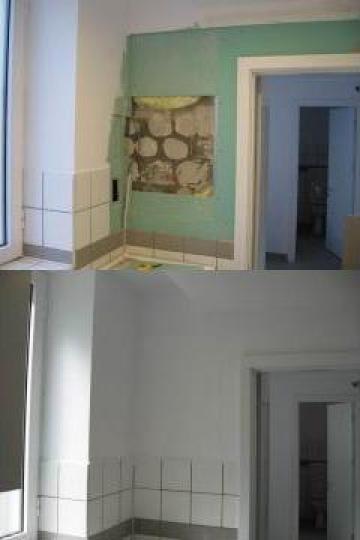 Renovare, reparatii, remedieri - amenajari interioare de la Ivcon Star Srl
