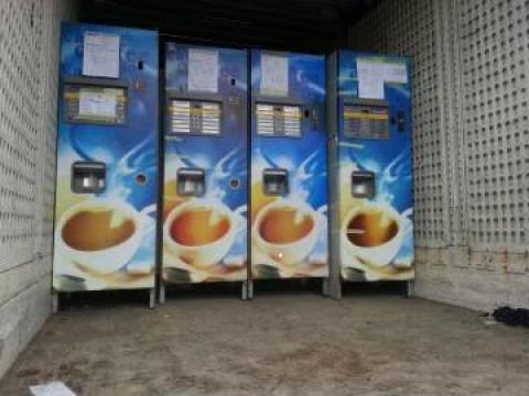 Automate cafea second hand Zanussi Venezia Restyling de la Mauro Caffe