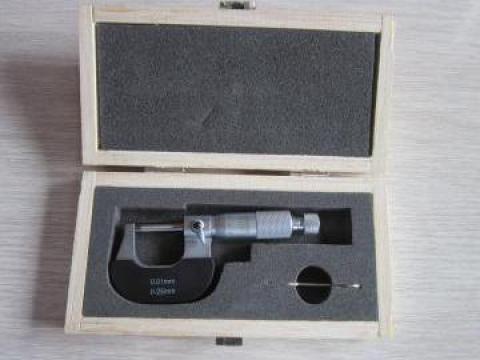 Micrometru STD M100 0-25 mm