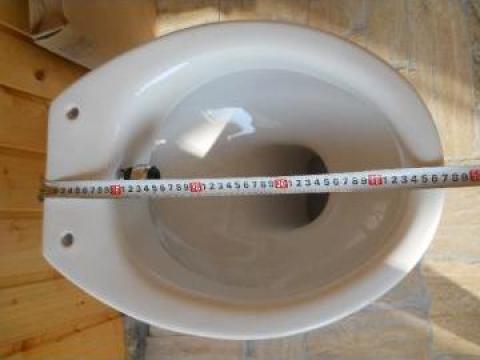 Vas wc cu bideu incorporat 2 in 1 de la Sc Home Ride Srl