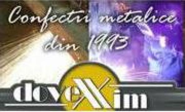 Gratare metalice SP, Dovexim de la Dovexim S.r.l.