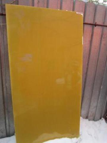 Placa Sticlotextolit S672 3x1020x2020 mm, 11 kg de la Baza Tehnica Alfa Srl