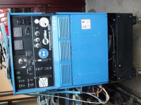 Reparatii aparat sudura Miller Sincrowave 300 ac/dc de la Sudofim Serv Srl
