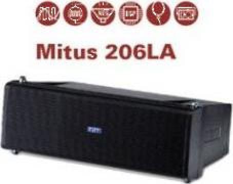 Boxe audio Fbt Mitus 206La