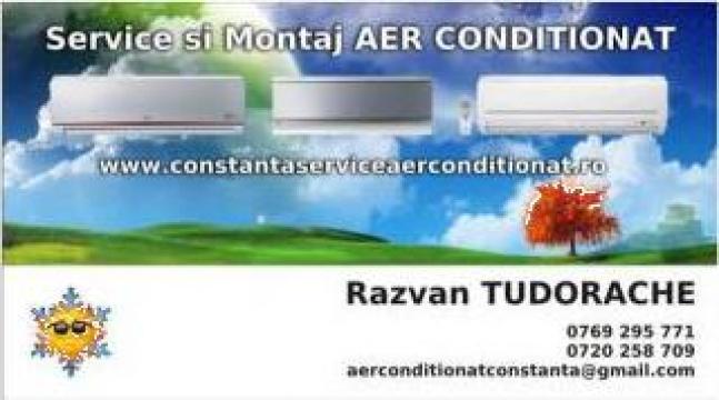 Revizii tehnice periodice aer conditionat de la I. I. Tudorache Razvan