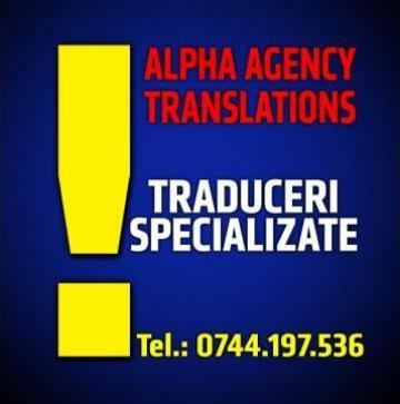Traduceri acte auto bulgara