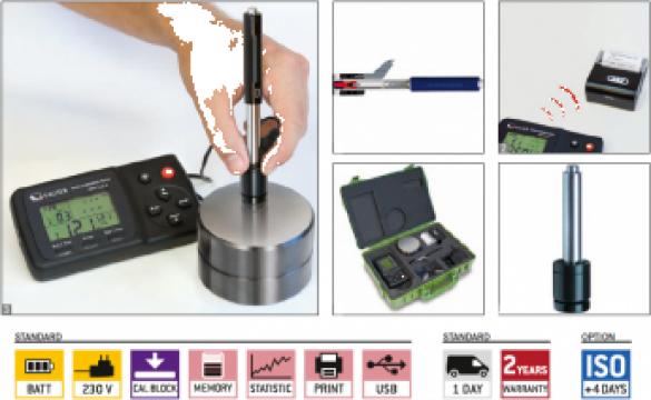 Durimetru digital portabil HMM de la Akkord Group Srl