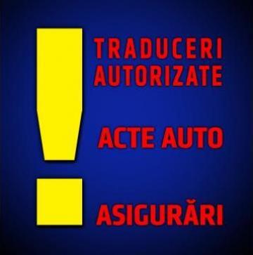 Traduceri urgente acte autor si dosare numere rosii