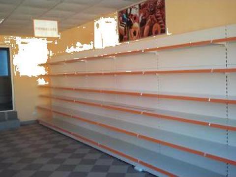 Rafturi metalice pentru magazine de la Pro Retail Srl