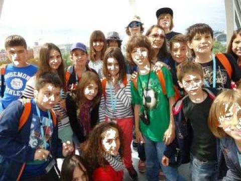 Tabara de grup limba engleza St Mary's School Ascot