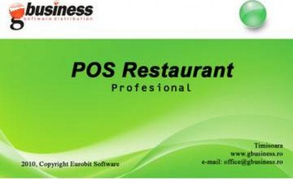 Soft gestiune GBusiness POS Restaurant de la Gbusiness Distribution Software