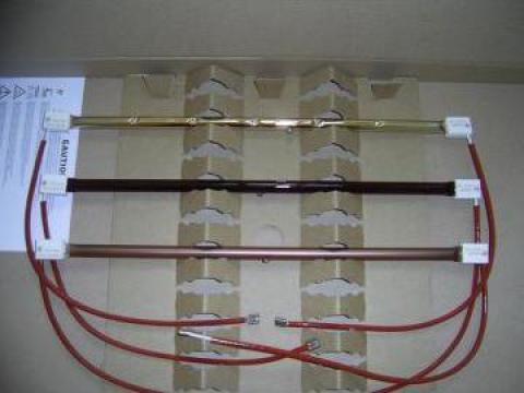 Lampa uscare cu infrarosu 1100 W 235 V 450 RSU de la Tehnocom Liv Rezistente Electrice, Etansari Mecanice