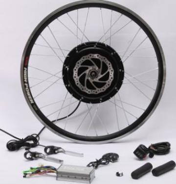 Kit roata electrica pt bicicleta 1000W