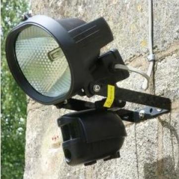 Reflector camera video spion