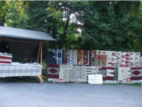 Covoare manuale din lana de la Prelin Cirta Srl