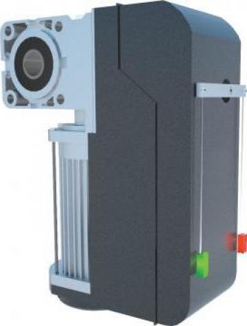 Automatizare electromecanica usi sectionale Pegaso SB Tri de la Tritech Group Srl