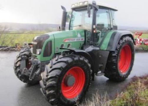 Tractor Fendt 820 de la Grup Utilaje Srl