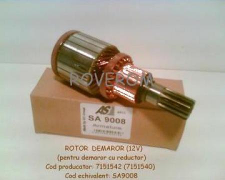 Rotor demaror 12V (pentru demaror cu reductor)