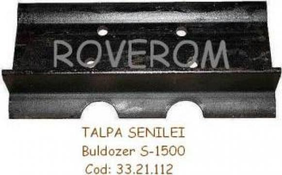 Talpa senila buldozer S-1500, draglina Nobas, Promex