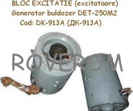 Bloc excitatie (excitator) generator electric DET-250M2 de la Roverom Srl