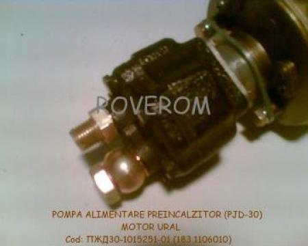 Pompa alimentare preincalzitor motor Ural, Kamaz de la Roverom Srl