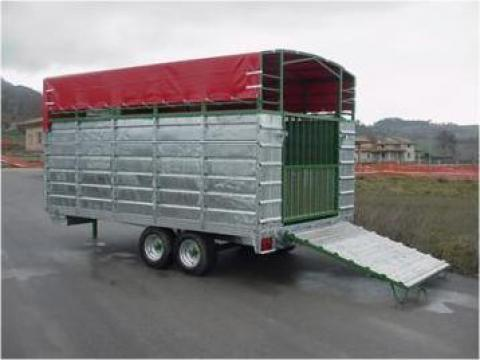 Remorca transport animale de la Solarker Oltenia